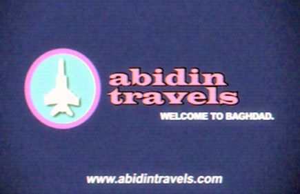 Adel Abidin: Abidin Travels